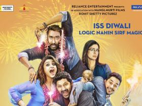 shreyas talpade,arshad warsi,tusshar kapoor,tabu,Ajay Devgn,Rohit Shetty,parineeti chopra,Kunal Kemmu,Reviews,Golmaal Again Movie Review