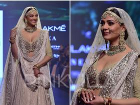 Celebrity Style,lakme fashion week,House of Kotwara,Lakme Fashion Week SR18