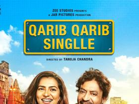 irrfan khan,Reviews,Qarib Qarib Singlle,Parvathy