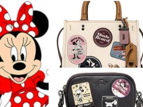 Style Tips,Coach,Minnie Mouse